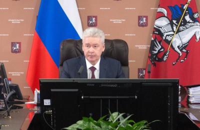 Мэр Москвы Сергей Собянин: В 2016 году арендная ставка останется прежней