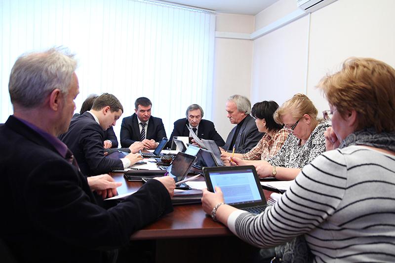 На заседании Совета депутатов обсуждались важные решения