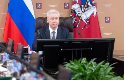 Мэр Москвы Сергей Собянин: Бесплатная парковка по выходным и праздникам теперь будет работать постоянно