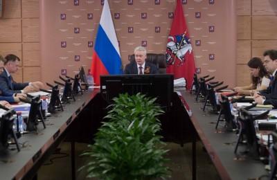 Мэр Москвы Сергей Собянин утвердил строительство детского парка в Нагатинской пойме