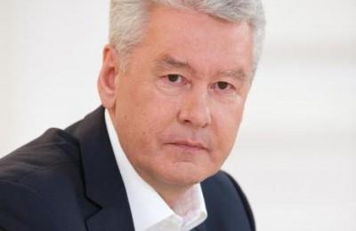 Мэр Москвы Сергей Собянин отметил, что сегодня в городе активно идет строительство новых школ