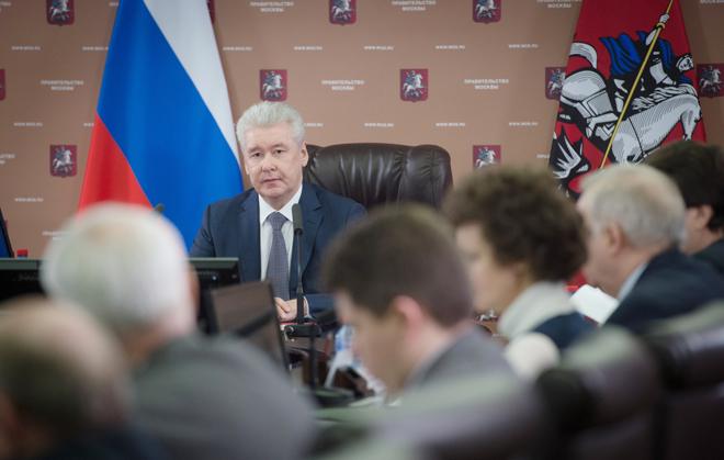 Мэр Москвы Сергей Собянин: Выплаты ликвидаторам аварии увеличиваются в 3 раза
