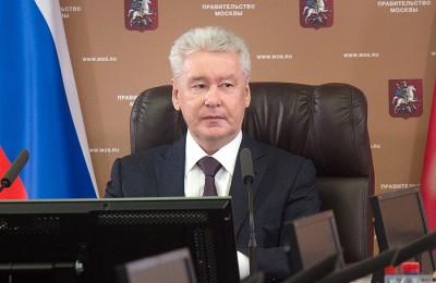 Мэр Москвы Сергей Собянин: В столице обнаружены палаты допетровской эпохи