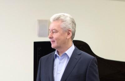 Мэр Москвы Сергей Собянин: За 5 лет ремонт прошел в 60 отделениях полиции