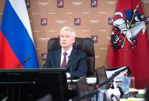 Мэр Москвы Сергей Собянин: Прозрачность госзакупок помогла сократить бюджет города