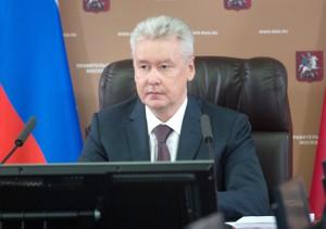 Мэр Москвы Сергей Собянин: Ежедневно мы решам 1,5 тысячи проблем, присылаемых через портал