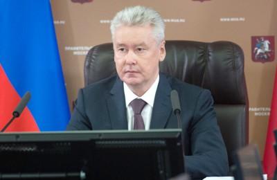 Мэр Москвы Сергей Собянин: За последние 5 лет транспорт в Москве поехал быстрее