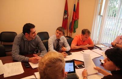 Депутаты Москворечье-Сабурово обсудят планы дальнейшей работы