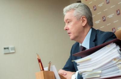 Мэр Москвы Сергей Собянин заявил о реконструкции нескольких столичных объектов