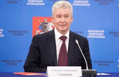 Мэр Москвы Сергей Собянин отметил, что на установку шлагбаумов будут выделены субсидии