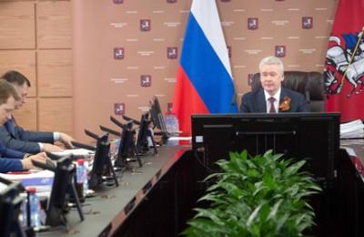 Мэру Москвы Сергею Собянину доложили о снижении налоговых нагрузок на бизнес