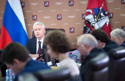Мэр Москвы Сергей Собянин: Количество смертей трудоспособного населения снизилось на 17%