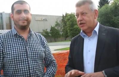 Депутат Михаил Андрианов принял участие в инспектировании реконструкции Каширского шоссе