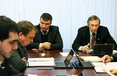 Депутатов муниципального округа беспокоит вопрос отопления школ и детских садов