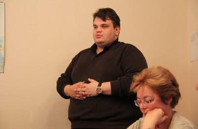 Председатель молодежной палаты района Иван Патаридзе: У нас много идей, которые планируем воплотить в жизнь