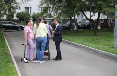 Жители района Москворечье-Сабурово могут обратиться в Совет депутатов с любыми просьбами и идеями