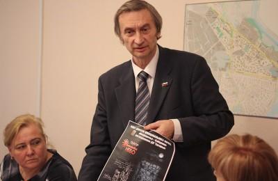 Глава муниципального округа Михаил Вирин: Нам удалось сохранить собственное печатное издание