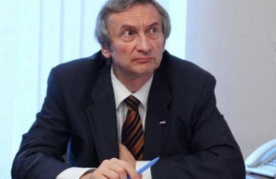 Глава муниципального округа Москворечье-Сабурово Михаил Вирин