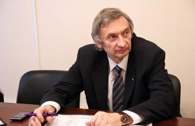 Михаил Вирин рассказал о работе аппарата Совета депутатов муниципального округа Москворечье-Сабурово