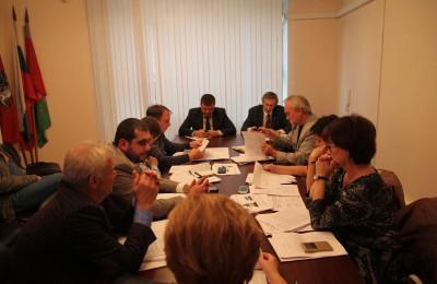 Депутаты объявили конкурс на разработку логотипа муниципального ресурса