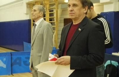 В День народного единства в Москворечье-Сабурове прошел открытый турнир по настольному теннису