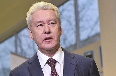 Мэр Москвы Сергей Собянин: В городе продолжается реконструкция станций водоподготовки