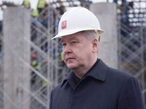 Сергей Собянин открыл Михалковский тоннель