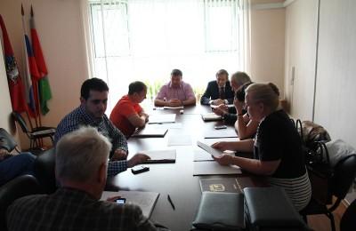 В муниципальном округе Москворечье-Сабурово прошло внеочередное заседание депутатов