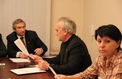 17 ноября состоится очередное заседание Совета депутатов муниципального округа Москворечье-Сабурово