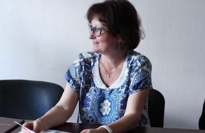 Марина Кудинова: В библиотеку приходят не только для того, чтобы взять книгу
