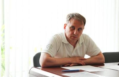 Депутат Владимир Куимов