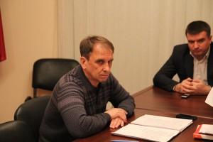 Депутат муниципального округа Владимир Куимов