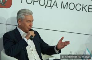 Мэр Москвы Сергей Собянин: Для развития города очень важны институты гражданского общества