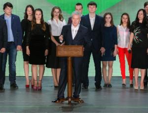 Мэр Москвы Сергей Собянин: Власти города поддерживают создание центра занятости для молодежи