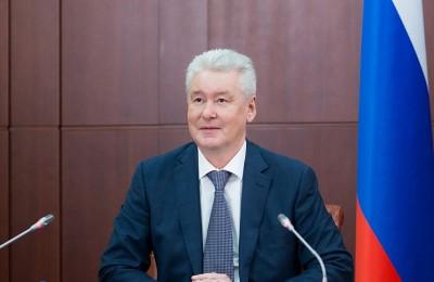 Мэр Москвы Сергей Собянин: Свою продукцию на фестивале представят 40 регионов нашей страны