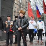 Заместитель председателя Совета ветеранов войны, труда, вооружённых сил и правоохранительных органов ЮАО Владимир Миронов
