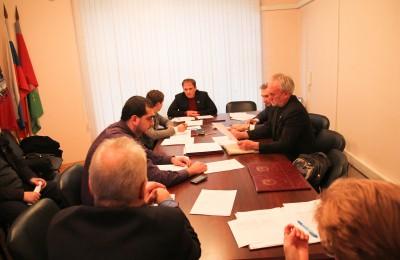 Завтра состоится заседание комиссии по развитию муниципального округа Москворечье-Сабурово