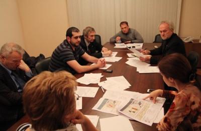 Заседание Совета депутатов по развитию муниципального округа Москворечье-Сабурово