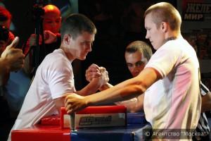 Спортсмены района Москворечье-Сабурово примут участие в турнире по армрестлингу