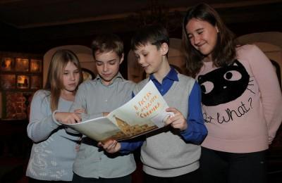 Детские путеводители появятся в музее-заповеднике «Коломенское»