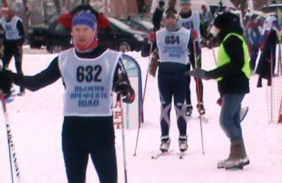 Спортсмены района Москворечье-Сабурово приняли участие в первенстве ЮАО по лыжным гонкам