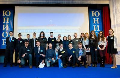 В МИФИ прошел финал Всероссийского конкурса «Юниор-2016»
