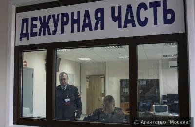 Полицейские района Москворечье-Сабурово продолжат активную работу с жителями