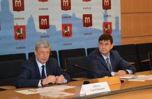 Сергей Левкин: За последние пять лет в центре столицы обустроили 35 пешеходных зон