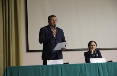 Депутаты высказали свое мнение о строительстве гаражного объекта на Борисовских прудах