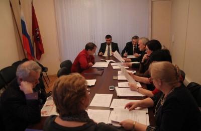 Отчет был заслушан депутатами в рамках очередного заседания