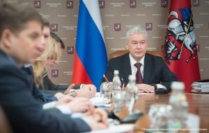 Мэр Москвы Сергей Собянин: Все предложения горожан будут обработаны экспертами