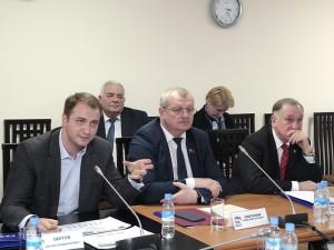 Кирилл Щитов: Принятие закона необходимы для стадионов Москвы