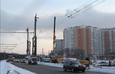 Строительство участка Южной рокады между Балаклавским и Пролетарским проспектами завершат в начале 2018 года