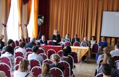 Депутат Госдумы Елена Панина провела встречу с жителями района Москворечье-Сабурово